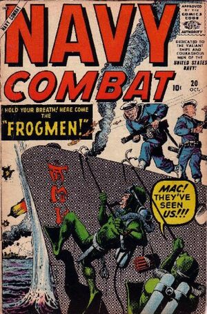 Navy Combat Vol 1 20