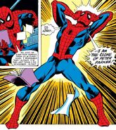 Peter Parker (Clone) (Earth-81141) from What If? Vol 1 30