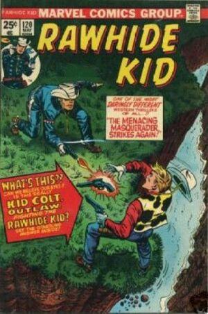 Rawhide Kid Vol 1 120