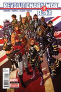 Revolutionary War Alpha Vol 1 1