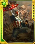 Samuel Wilson (Earth-616) from Marvel War of Heroes 003