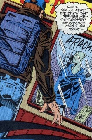 File:Scarlet Spider's Suit from Web of Spider-Man Vol 1 118 001.jpg