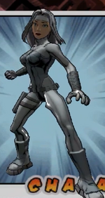 Silver Sable (Earth-TRN005) from Ultimate Spider-Man (video game) 001
