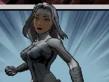 Silver Sable (Earth-TRN005)