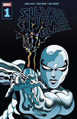 Silver Surfer Black Vol 1 1