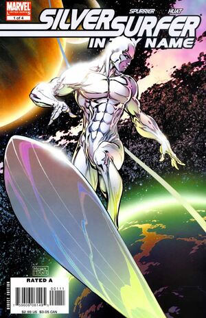 Silver Surfer In Thy Name Vol 1 1