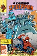 Spectaculaire Spiderman 130