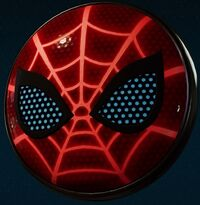 Spider-Man's Spider-Signal from Marvel's Spider-Man (video game) 001