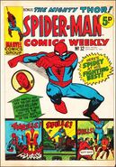 Spider-Man Comics Weekly Vol 1 32