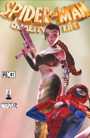 Spider-Man Quality of Life Vol 1 4