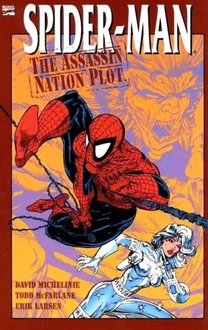Spider-Man The AssassiNation Plot TPB Vol 1 1