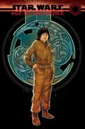 Star Wars Age of Resistance - Rose Tico Vol 1 1 Textless