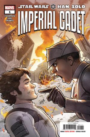 Star Wars Han Solo - Imperial Cadet Vol 1 1