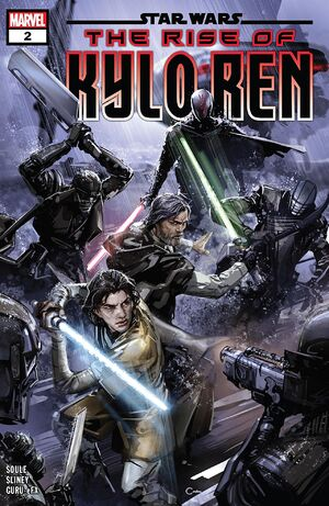 Star Wars The Rise of Kylo Ren Vol 1 2