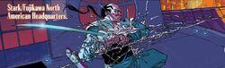 Stark-Fujikawa (Earth-TRN588) from Superior Spider-Man Vol 1 32 0001