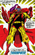Taserface (Earth-691) from Guardians of the Galaxy Vol 1 1 0001