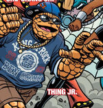 Thing Jr. (Earth-231013) from Marvel NOW WHAT! Vol 1 1 001