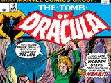 Tomb of Dracula Vol 1 19