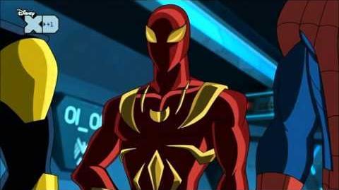 Ultimate Spider Man Web Warriors Inhumanity Clip