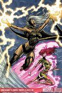 Uncanny X-Men First Class Vol 1 6 Textless