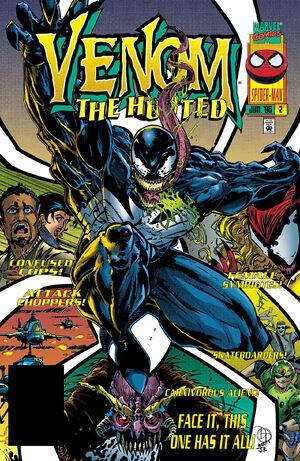 Venom The Hunted Vol 1 2