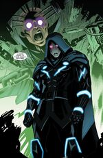 Victor von Doom (Earth-TRN767) from 2099 Omega Vol 1 1 001