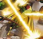 Vision (Earth-9411) from Spectacular Spider-Man (UK) Vol 1 132 0001