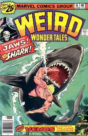 Weird Wonder Tales Vol 1 16