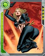 Yelena Belova (Earth-616) from Marvel War of Heroes 002