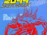 2099 Sketchbook Vol 1 1