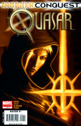 Annihilation Conquest - Quasar Vol 1 1
