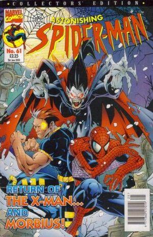 Astonishing Spider-Man Vol 1 61