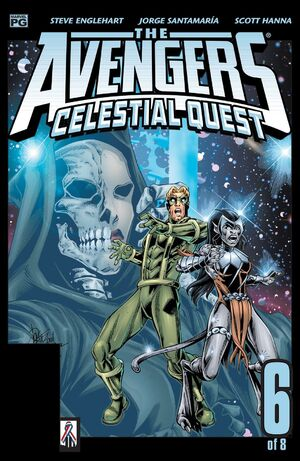 Avengers Celestial Quest Vol 1 6