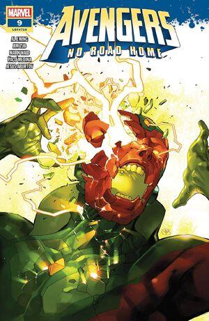 Avengers No Road Home Vol 1 9