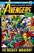 Avengers Vol 1 105
