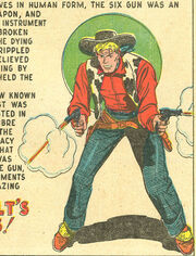 Blaine Colt (Earth-616) from Kid Colt Vol 1 1 0001