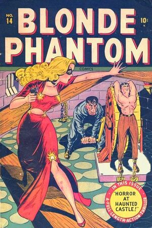 Blonde Phantom Comics Vol 1 14