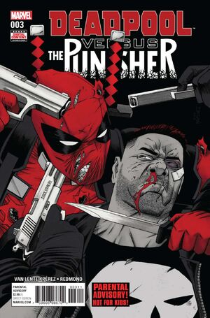 Deadpool vs. The Punisher Vol 1 3