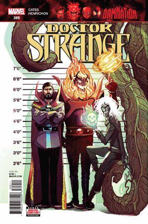 Doctor Strange Vol 1 389