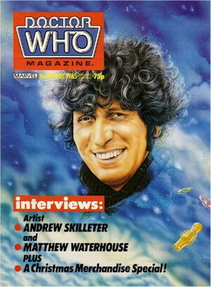 Doctor Who Magazine Vol 1 107