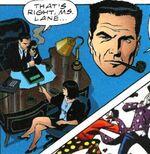 Federal Bureau of Investigation (Earth-7642) from Incredible Hulk vs. Superman Vol 1 1 001