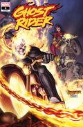 Ghost Rider Vol 9 6 Spider-Woman Variant