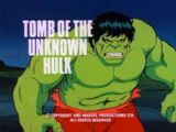 Incredible Hulk (1982 animated series) Season 1 1