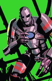Iron Man 2020 Vol 2 2 Textless