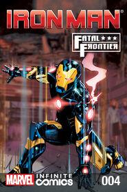 Iron Man Fatal Frontier Infinite Comic Vol 1 4