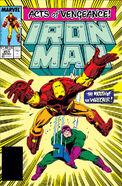 Iron Man Vol 1 251
