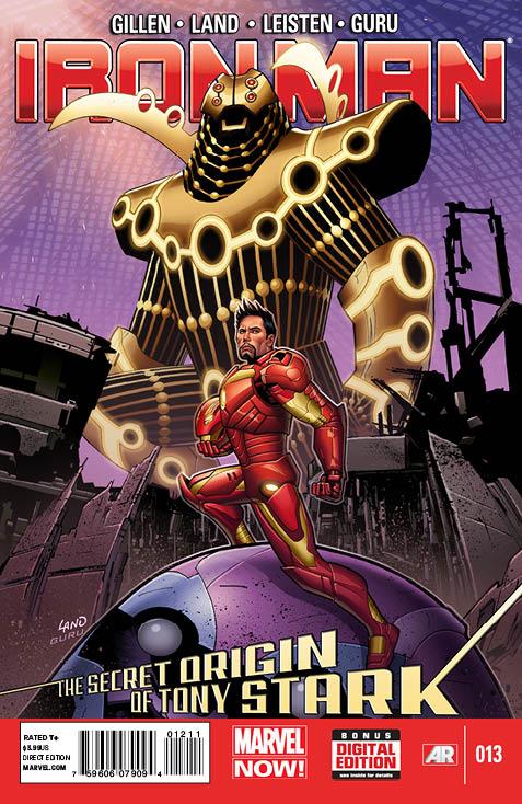 Iron Man Vol 5 13 | Marvel Database | FANDOM powered by Wikia