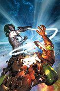Iron Man vs. Whiplash Vol 1 3 Textless