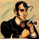 John Jameson III (Earth-Unknown) from Strange Tales Vol 5 1 0001