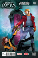 Legendary Star-Lord Vol 1 9